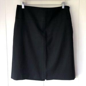 Banana Republic Italian wool pencil skirt